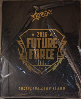 2016 Select AFL Future Force Collector Card Album