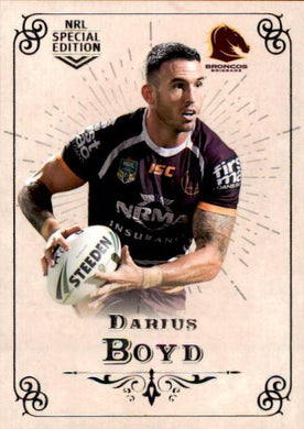 2018 TLA NRL Glory Base Card - 1 to 100 - Pick Your Card