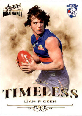 Liam Picken, Timeless, 2019 Select AFL Dominance