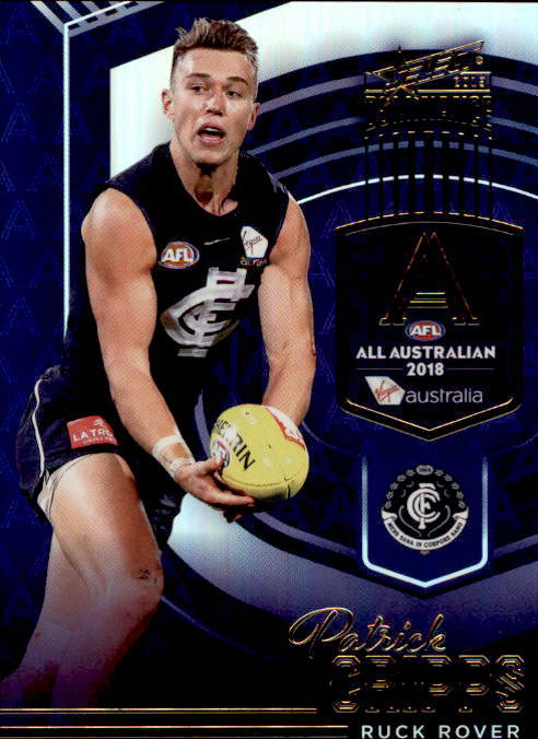 Patrick Cripps, All-Australian, 2019 Select AFL Dominance