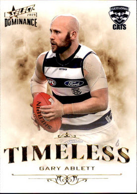 Gary Ablett, Timeless, 2019 Select AFL Dominance