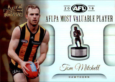 Tom Mitchell, Brownlow Medallist, 2019 Select AFL Dominance