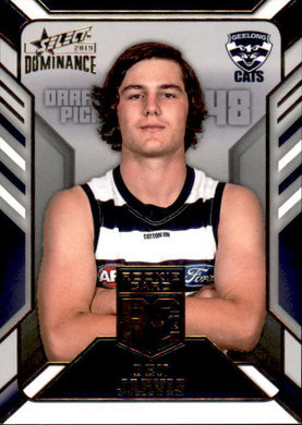 Ben Jarvis, Draft Pick RC, 2019 Select AFL Dominance