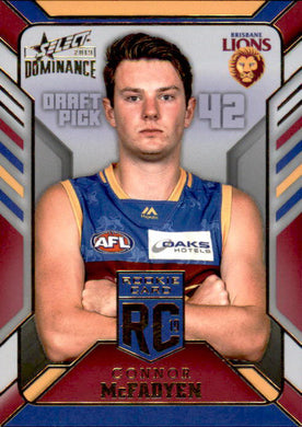 Connor McFadyen, Draft Pick RC, 2019 Select AFL Dominance