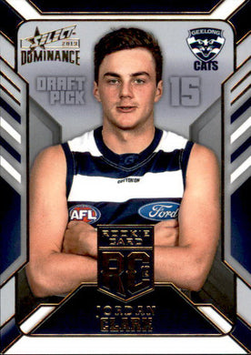 Jordan Clark, Draft Pick RC, 2019 Select AFL Dominance
