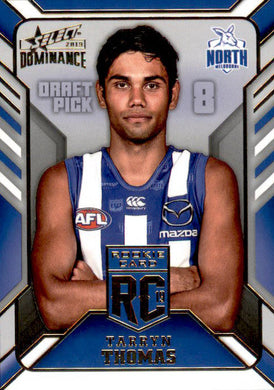 Tarryn Thomas, Draft Pick RC, 2019 Select AFL Dominance