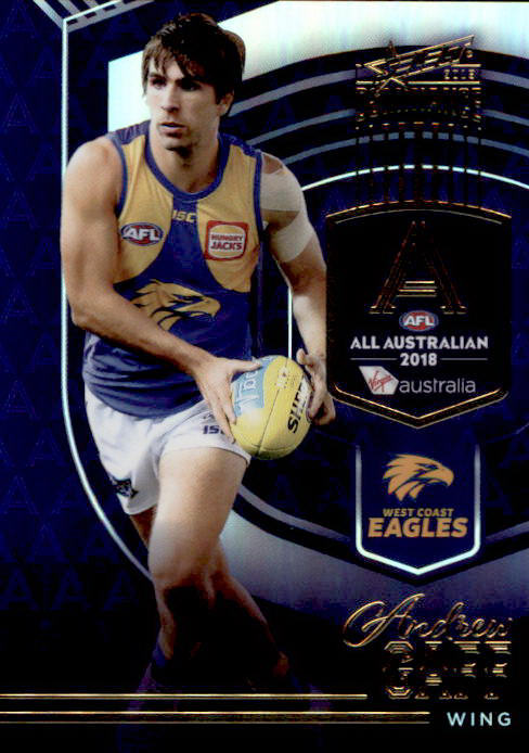 Andrew Gaff, All-Australian, 2019 Select AFL Dominance
