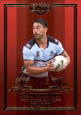 Shaun Johnson, Ruby Mojo, 2019 TLA Elite NRL