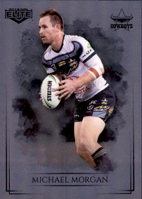 Michael Morgan, Silver Special Parallel, 2019 TLA Elite NRL