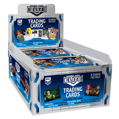 2020 TLA Elite NRL Rugby League Sealed Box