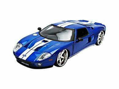 Fast & Furious - Ford GT, 1:24 Scale Diecast Vehicle
