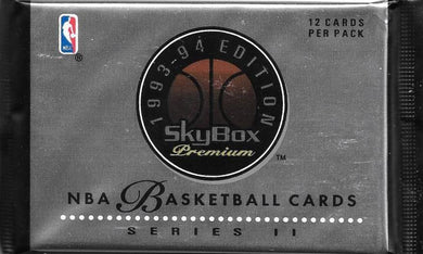 1993-94 Skybox Premium Series 2 Basketball NBA Pack