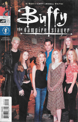 Buffy the Vampire Slayer #47 Comic