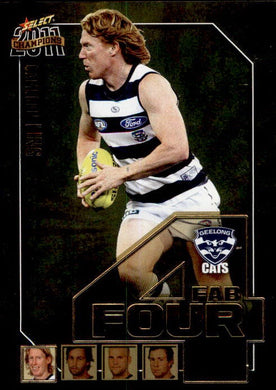 Cameron Ling, Fab Four, 2011 Select AFL Champions