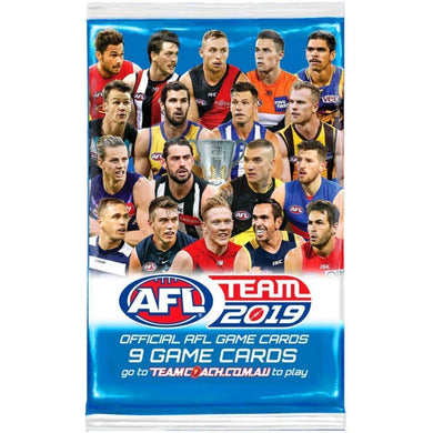 2019 Teamcoach AFL Packet