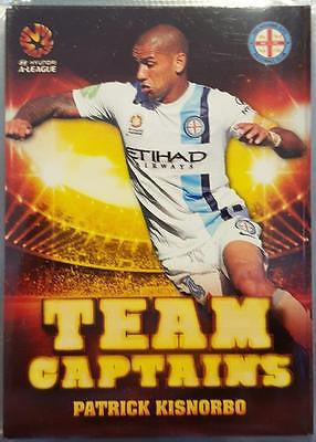 2015-16 Tap'n'play FFA A-League Soccer, Team Captains, Patrick Kisnorbo, # TC-06