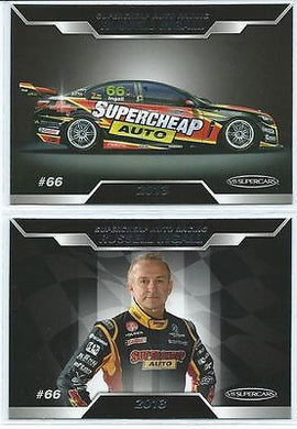 2013 ESP V8 Supercars, Supercheap Auto Racing Team Set, RUSSELL INGALL, Holden