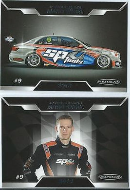 2013 ESP V8 Supercars, Mercedes Benz SP Tools Racing Team Set, MARO ENGEL