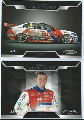 2013 ESP V8 Supercars, Holden Team BOC Racing Team Set, JASON BRIGHT