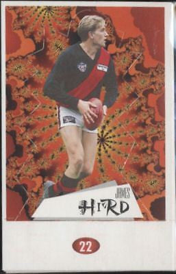1997 Select Essendon Bombers Pop-up Set, Bewick, Hird, Lloyd, Long, O'Donnell