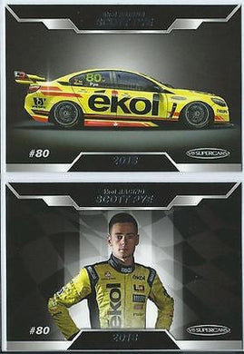 2013 ESP V8 Supercars, Holden ekol Racing Team Set, SCOTT PYE