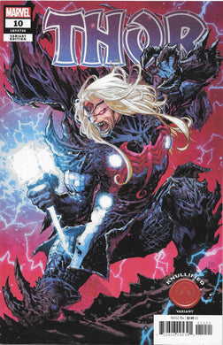 Thor #10, Knullified Variant Comic