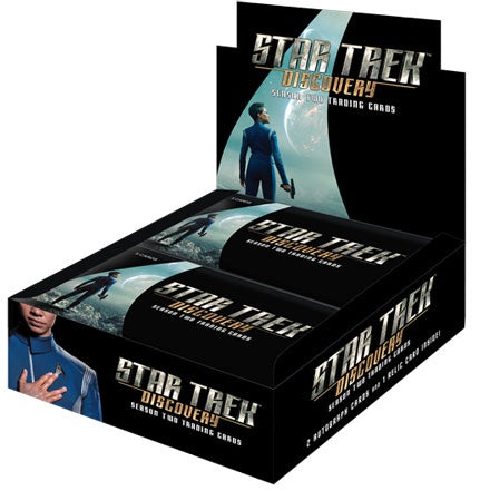 Star Trek Discovery Season 2 Trading Cards Box, Rittenhouse