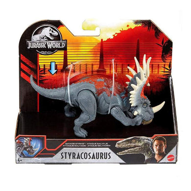 Jurassic World Savage Strike - Styracosaurus