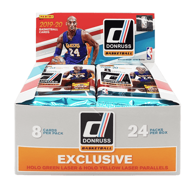 PANINI 2019-20 Donruss Basketball (Retail) Box