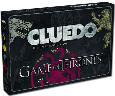 Game of Thrones Cluedo Board Game