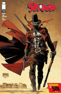 Spawn #309 Comic Variant Cover