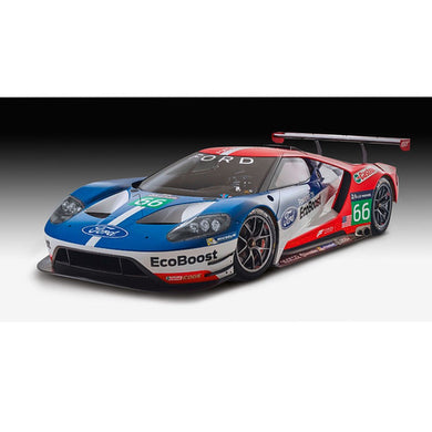 REVELL FORD GT - LE MANS 1:24 Scale Model Kit