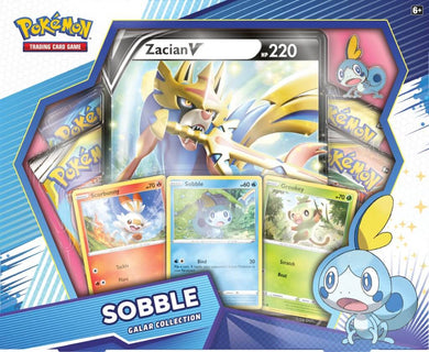 Sobble POKEMON TCG Galar Collection
