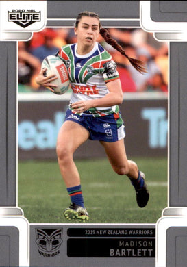 Madison Bartlett, NRLW 25, 2020 TLA Elite NRL
