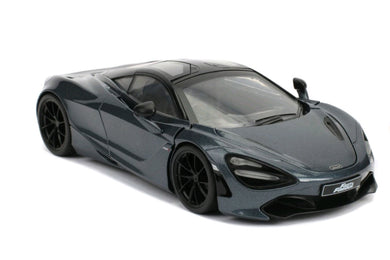 Fast and Furious - '18 McLaren 720S, 1:24 Diecast Vehicle