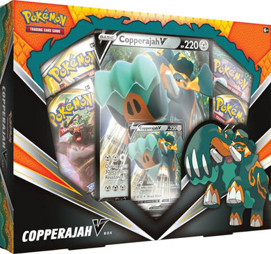 POKÉMON TCG Copperajah V Box
