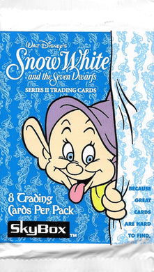 Walt Disneys Snow White and the Seven Dwarfs S2 Trading Card Pack