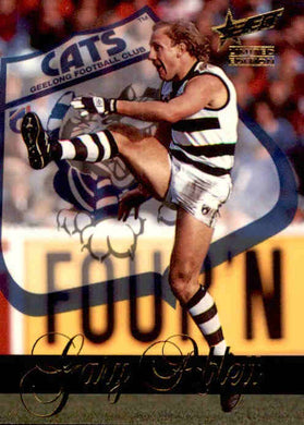Gary Ablett Snr, 1995 Select Limited Edition AFL Sensation