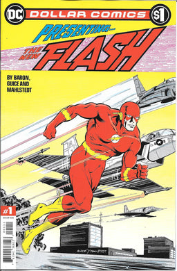 Dollar Comics The New Flash #1 Comic