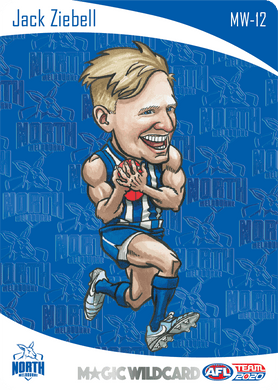 Jack Ziebell, Magic Wildcard, 2020 Teamcoach AFL