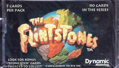 The Flintstones Trading card Pack