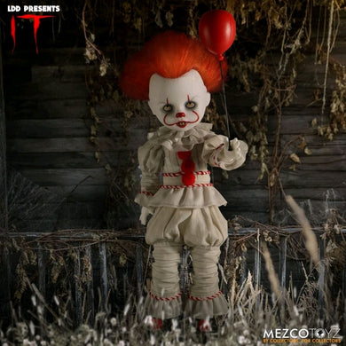 Living Dead Dolls - Pennywise 2017 Figure
