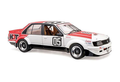 Classic Carlectables Peter Brock Holden VH Commodore 1983 ATCC, 1:18 Diecast Model Car