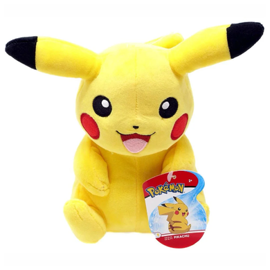 Pikachu - 8 inch Pokemon Plush