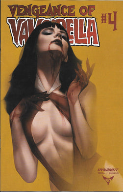 Vengeance of Vampirella #4 Cover B Comic