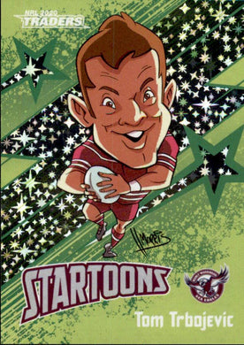 Tom Trbojevic, Green Startoons, 2020 TLA Traders NRL