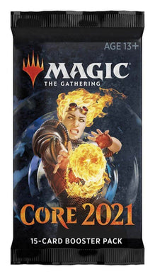 MAGIC THE GATHERING Core Set 2021 - Draft Booster Pack
