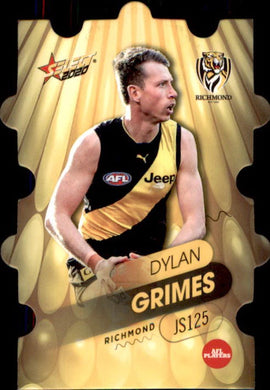 JS125 Dylan Grimes, Jigsaw, 2020 Select AFL Footy Stars