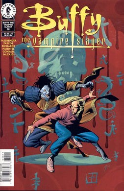 Buffy the Vampire Slayer #38 Comic