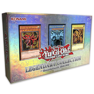 Yu-Gi-Oh! - Legendary Collection, Game Board Edition